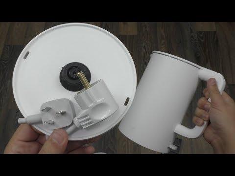 Новый чайник Сяоми Xiaomi Kettle ► как переделать вилку с китайской на европейскую?
