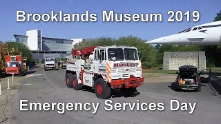 Emergency Services Day 2019 Video 1 Vehicle Arrivals