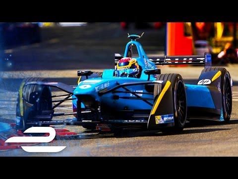 Julius Baer Pole Position Lap - 2017 Qatar Airways Paris ePrix - Formula E
