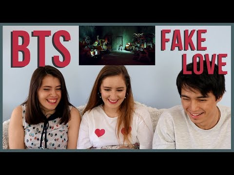 BTS - FAKE LOVE MV REACTION AND ALBUM REVIEW