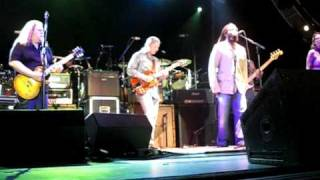 Allman Brothers & Ziggy Marley - I Shot The Sheriff - 5/20/09 - Los Angeles