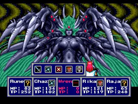 Mega Drive Longplay [137] Phantasy Star IV (Part 6 of 6)