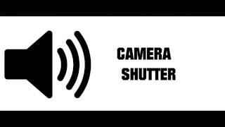 Camera Shutter