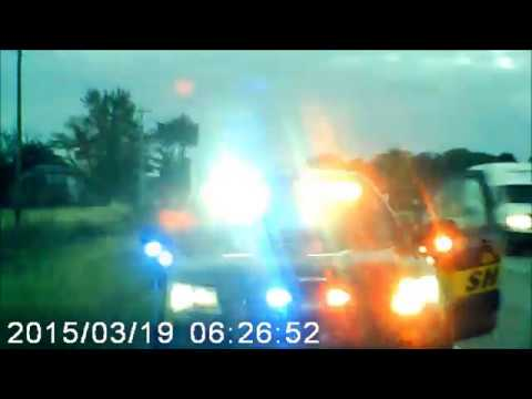 SUSAN STONE ( FREEBURG COPS STOP ME FOR BELLEVILLE STOP )