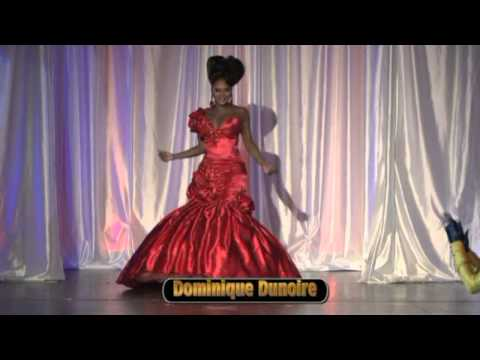 Mr & Miss Black Universe 2011-2012 Formal Wear & Evening Gown