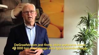 Infor M3 wspiera procesy biznesowe DeGraafstroom - producenta serów holenderskich.