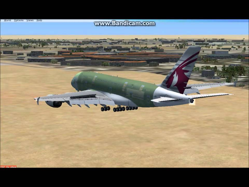 qatar a380 tribute fsx - photo #16