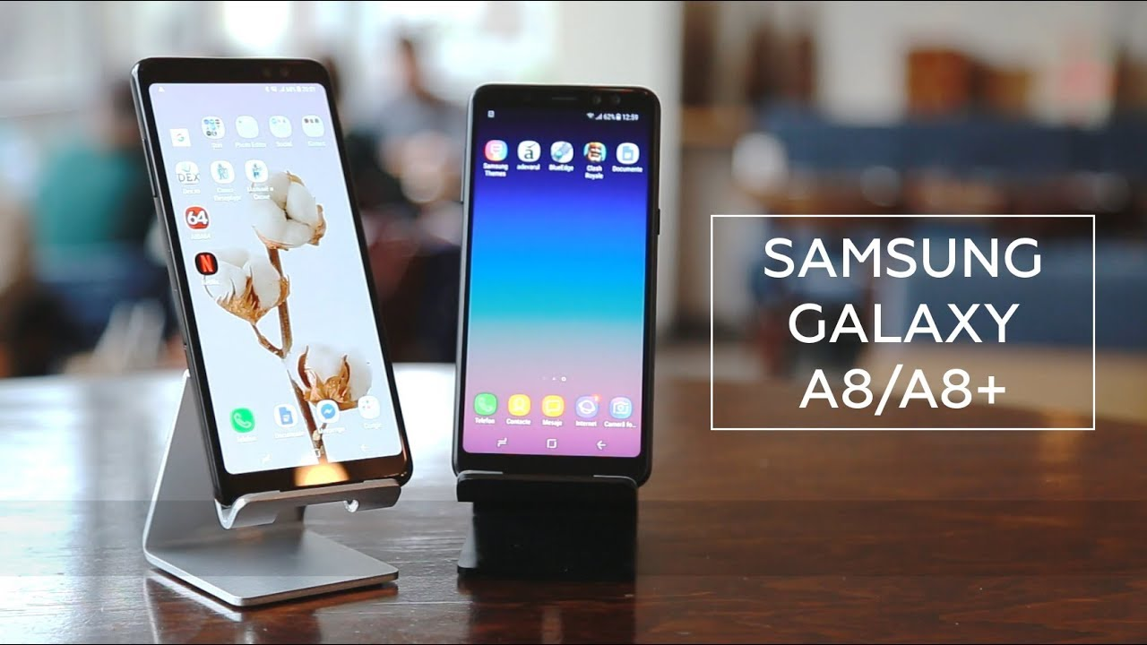 samsung galaxy a8 a8 2018 first look youtube. Black Bedroom Furniture Sets. Home Design Ideas