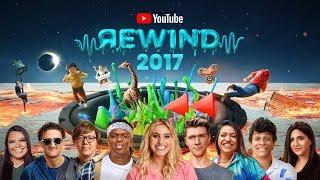 YOUTUBE REWIND: THE SHAPE OF 2017   #YouTubeRewind - VÍDEO REACCIÓN [GybertGamerYT]