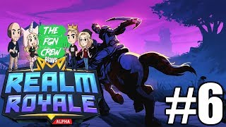 TRINITY HILLS | REALM ROYALE GAMEPLAY #6