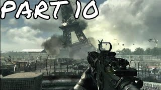 Call of Duty Modern Warfare 3 - Walkthrough - Part 10 - (Mission 10: Iron Lady) _ MW3