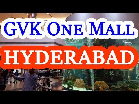 GVK One Mall    Famous Mall In Hyderabad    By Bhargav