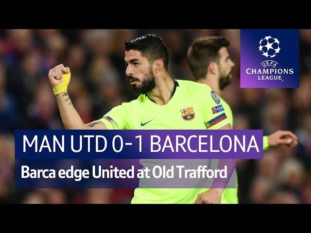 a4b2d296c Man Utd 0-1 Barcelona result