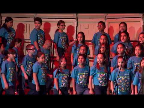McAllen ISD - Fourth Grade Choral Festival 2016