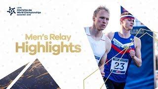 Highlights | UIPM 2019 Pentathlon World Championships Budapest HUN – Men's Relay