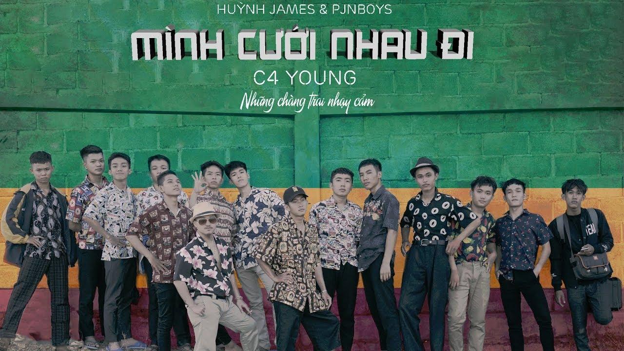 MÌNH CƯỚI NHAU ĐI – Pjnboys x Huỳnh James (Official MV)
