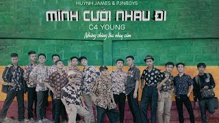 Download MÌNH CƯỚI NHAU ĐI - Pjnboys x Huỳnh James (Official MV) Mp3