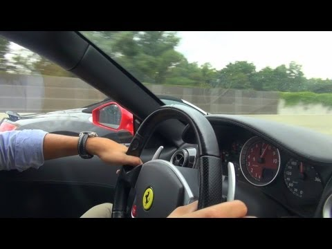 Ferrari F430 vs Audi R8 - Street Racing, Tunnel Blast and more!