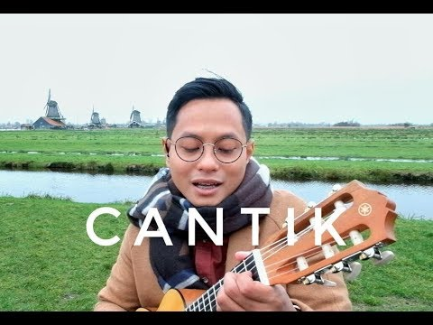 KAHITNA - CANTIK (ALGHUFRON) COVER