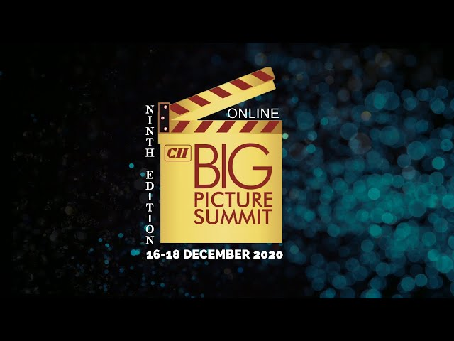 CII BIG PICTURE SUMMIT 2020