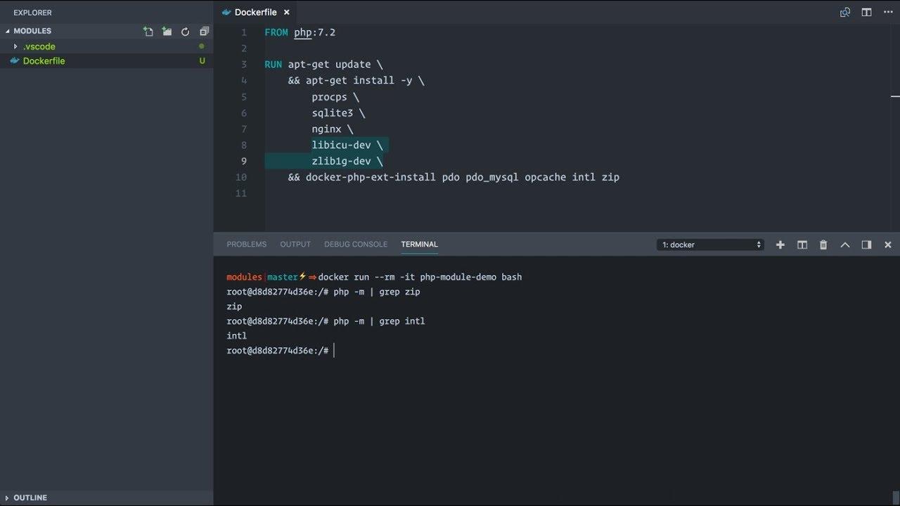 install software apt-get docker