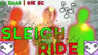 Sleigh Ride • LJ XMAS | 0.1K EC • JOIN MY EC PLS!!