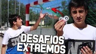 DESAFIOS EXTREMOS COM FIDGET SPINNER!!