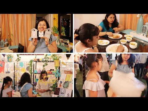 A Special Friday Full Day Vlog With Lots Of Fun, Food & Shopping | Maitreyee's Passion