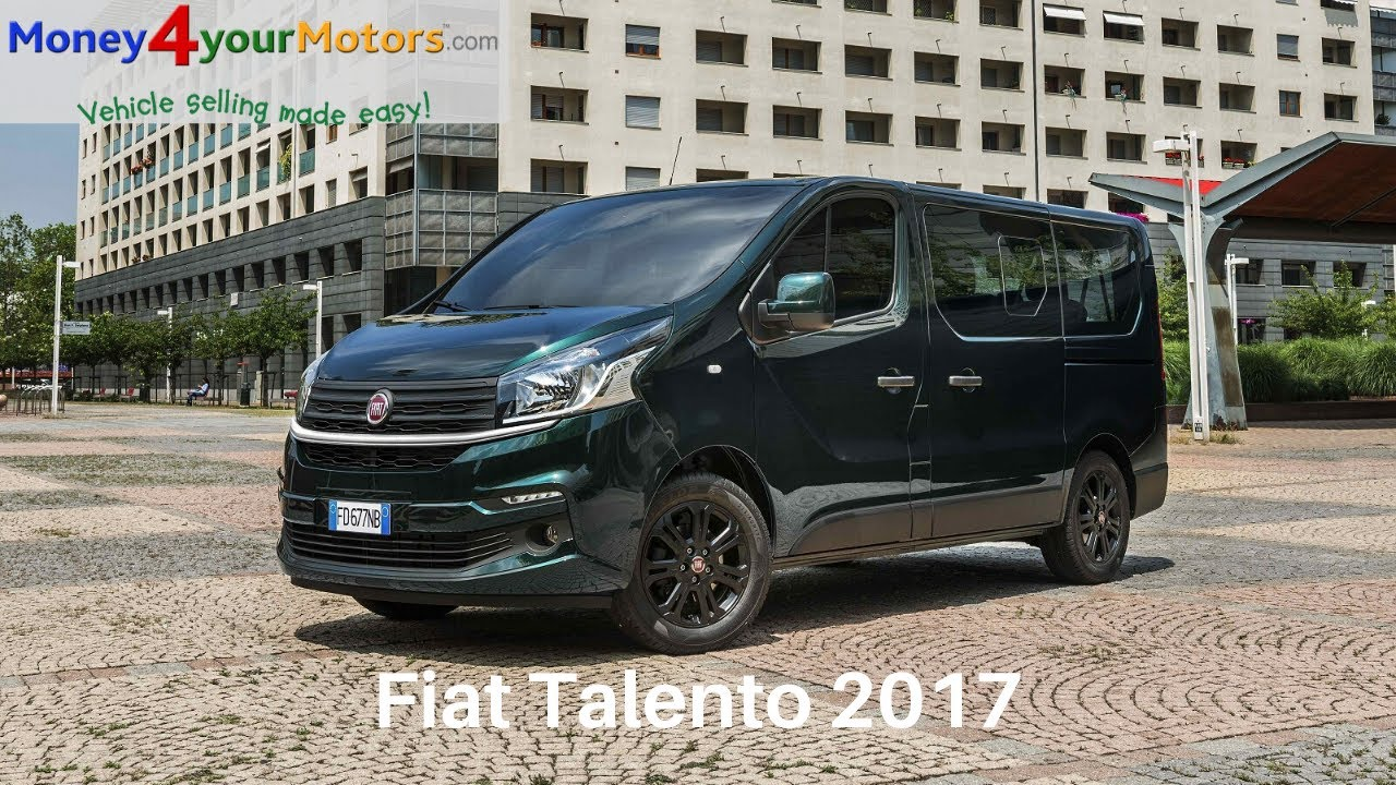 c0094a935e Fiat Talento Van 2017 Review - YouTube