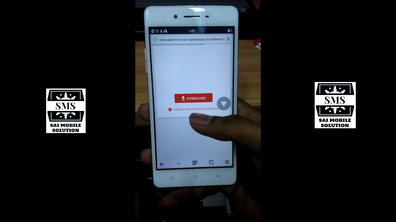 OPPO F1 FRP || F1 GOOGLE LOCK || CLOUD LOCK || REMOVE BY TEAM SMS by SAI  MOBILE SOLUTION