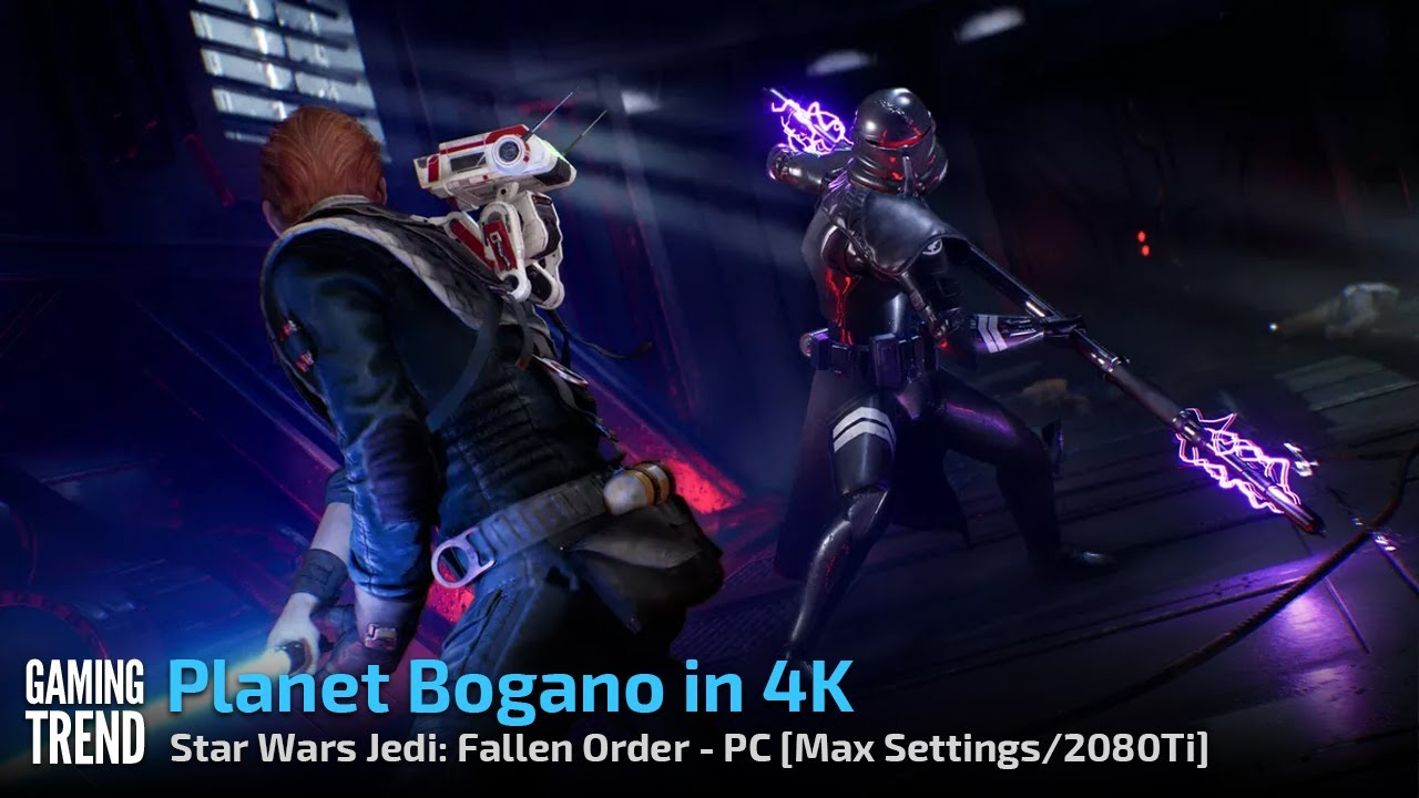 The Force Is Strong With This One Star Wars Jedi Fallen Order Review Gaming Trend The following is a list of enemies that you encounter in star wars jedi: star wars jedi fallen order review