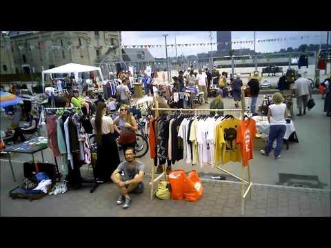 """Spīķeri"" Riga Flea Market 9. augusts."