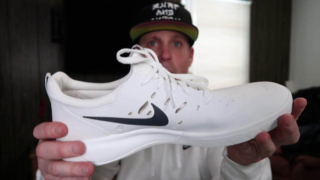 best service 62fe0 a5366 Nyjah Huston Nike skate shoes