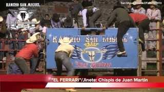 Su majestad!!! FERRARI DE RANCHO SAN MIGUEL vs CHISPIS DE JUAN MARTIN en XICALCO DF