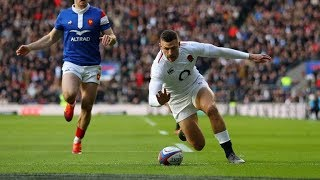 Action & Reaction: England v France