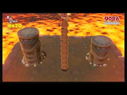 E24K's Super Mario 3D World - World 5-B [Fire Bros. Hideout #2]