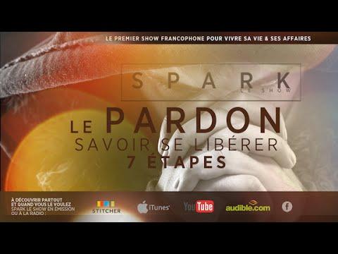 L'IMPOSSIBLE PARDON - Savoir se libérer - SPARK LE SHOW avec Franck Nicolas