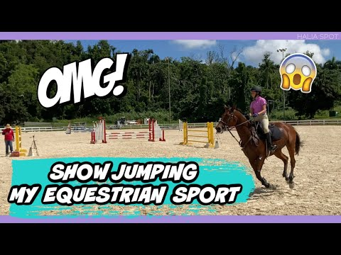 MY EXTREME SPORT   REAL   FUN   OLYMPIC   EQUESTRIAN   IPHONE X