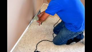 Clean Right's Professional Carpet Repair Services