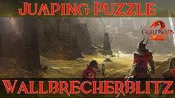 Guild Wars 2 Jumping Puzzle: Wallbrecherblitz / Wall Breach Blitz
