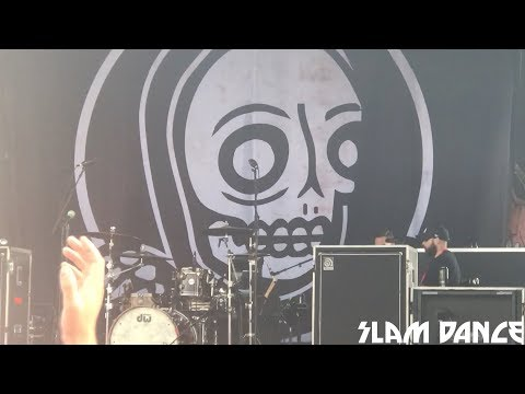 Senses Fail - Full Live Set - Vans Warped Tour 2018
