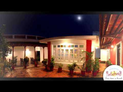 Heritage hotels in Pondicherry