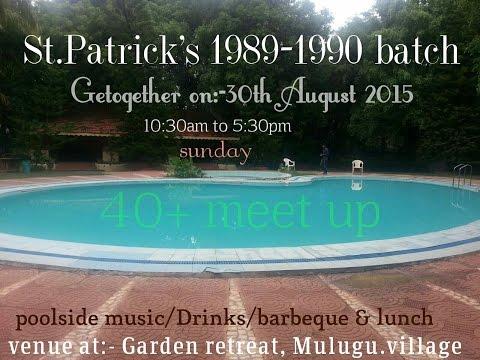 Pats 89-90 Reunion 2015