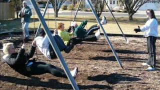 Swing Set Fitness: Exercise With A Playground Swing... Outdoor Bodyweight Workout