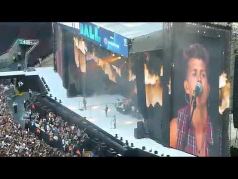 The Vamps - Somebody To You, Capital Fm Summertime Ball 2014