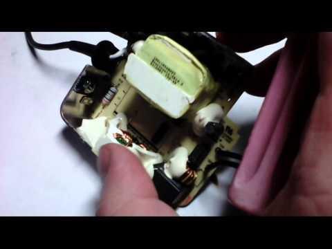 Asus X550v ремонт зарядного устр. (перенапряжение)
