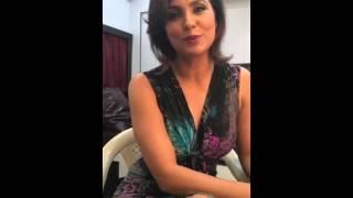 Lara Dutta congratulating Anmol Jewellers at Anmol's 30th Anniversary Celebrations