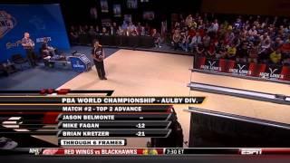 Jason Belmonte   PBA World Series 300 Game  FULL