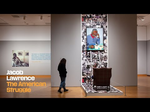Member Exhibition Overview: The American Struggle