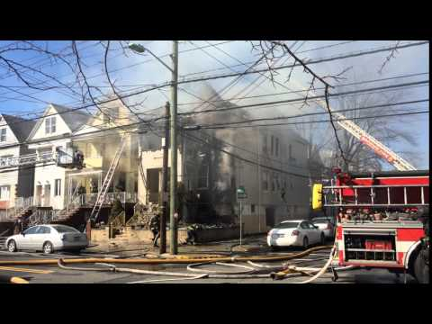 Bayonne Fire, Feb. 27, 2016